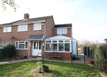 Thumbnail 4 bed semi-detached house for sale in Paper Mill Lane, Bramford, Ipswich, Suffolk