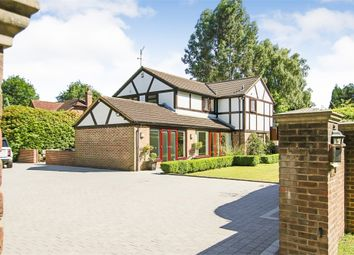 Thumbnail 4 bed detached house for sale in Copthorne Road, Felbridge, Surrey