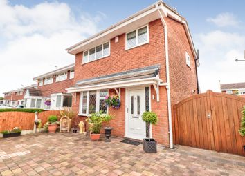 Thumbnail 3 bed detached house for sale in Aegean Close, Stoke-On-Trent