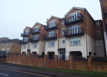 Thumbnail 2 bed flat for sale in Hamilton Court, Fennel Close, Rochester, Kent
