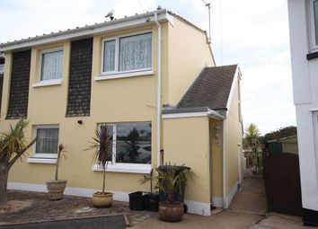 Thumbnail 2 bed flat to rent in Harbour View Close, Brixham