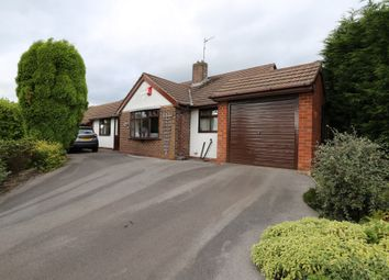 Thumbnail 3 bed bungalow for sale in School Lane, Caverswall