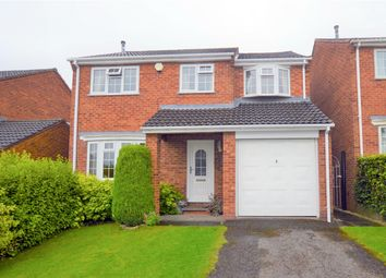 4 bed detached house for sale in Bowland Drive, Walton, Chesterfield S42