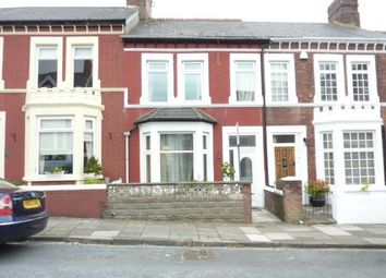 Thumbnail 3 bed terraced house to rent in Canon Street, Barry