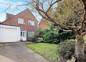 Thumbnail 3 bed detached house for sale in Granville Road, Sidcup, Kent
