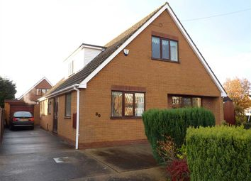 Thumbnail 3 bed detached house for sale in Carmen Crescent, Holton-Le-Clay, Grimsby
