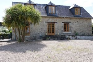Thumbnail 2 bed detached house for sale in Huelgoat, Bretagne, 29690, France