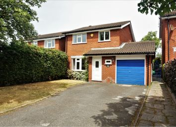 Thumbnail 3 bed detached house for sale in Waterside Way, Middlewich