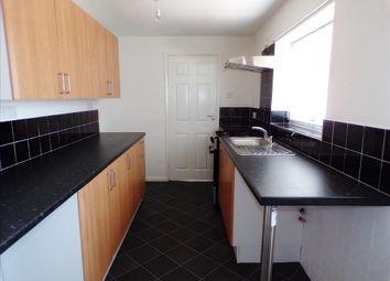 Thumbnail 2 bedroom flat to rent in Victoria Terrace, Bedlington