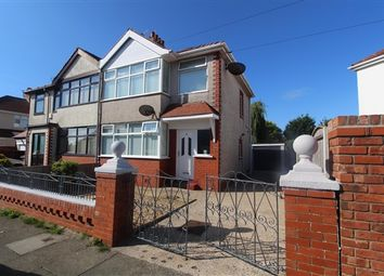 Thumbnail 3 bed property for sale in Beryl Avenue, Thornton Cleveleys