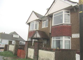 Thumbnail 2 bed flat to rent in Seaville Drive, Pevensey Bay, Pevensey
