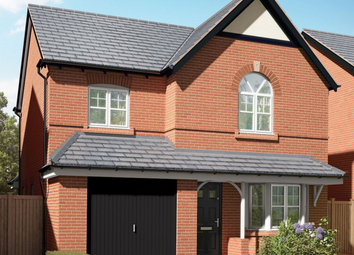 Thumbnail 4 bedroom detached house for sale in Norman Road, Altrincham, Greater Manchester