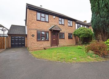 Thumbnail 4 bed detached house for sale in Ladyfields, Chatham