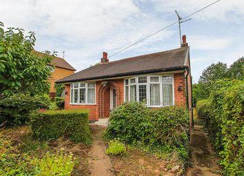 Thumbnail 2 bed detached bungalow for sale in Second Avenue, Carlton, Nottingham
