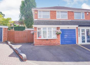 Thumbnail 3 bed semi-detached house for sale in The Hayes, Birmingham