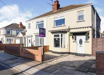 3 bed semi-detached house for sale in Holyoake Road, Grimsby DN32