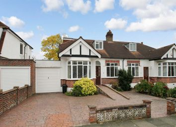 Thumbnail 3 bed semi-detached bungalow for sale in Briarwood Drive, Northwood