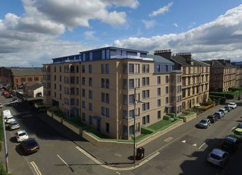 Thumbnail 3 bed flat for sale in Plot 16 - The Picture House, Finlay Drive, Glasgow