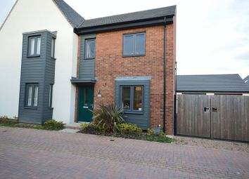 Thumbnail 3 bed semi-detached house for sale in Turold Mews, Telford