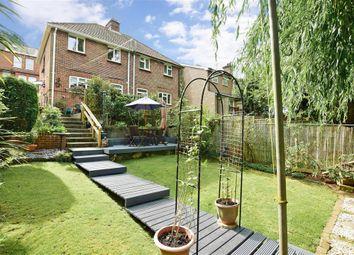 Thumbnail 3 bed semi-detached house for sale in Woodside Road, Tunbridge Wells, Kent