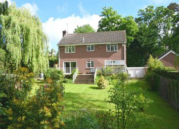 Thumbnail 4 bed property for sale in Willowmead Close, Newbury