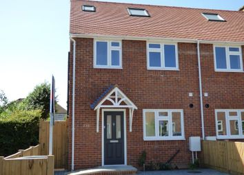 Thumbnail 4 bed end terrace house for sale in Millbank Avenue, Ongar, Essex