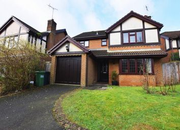 Thumbnail 4 bed detached house for sale in Hawthorne Close, Heathfield, East Sussex, United Kingdom