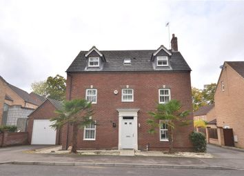 Thumbnail 5 bed detached house for sale in Lillymill Chine, Chineham, Basingstoke