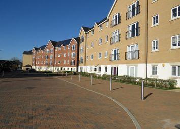 Thumbnail 2 bedroom flat for sale in Rowditch Furlong, Redhouse Park, Milton Keynes