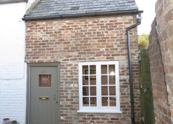 Thumbnail 1 bed end terrace house to rent in Greenings Court, Dorchester, Dorset