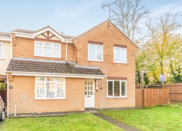 Thumbnail 3 bed property to rent in Plover Close, Oakham