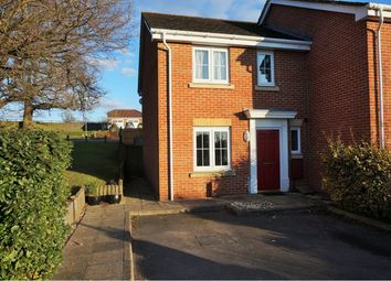 Thumbnail 3 bed end terrace house for sale in White Tree Close, Fair Oak, Eastleigh