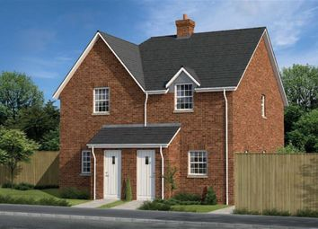 Thumbnail 2 bed semi-detached house for sale in Highworth Road, Shrivenham, Oxfordshire