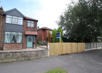 Thumbnail 2 bed semi-detached house for sale in Brentford Road, South Reddish, Stockport, Cheshire