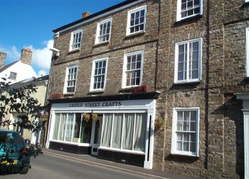 Thumbnail 5 bed semi-detached house for sale in Castle Street, Bampton, Devon