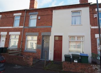 Thumbnail 4 bedroom terraced house for sale in Coronation Road, Coventry