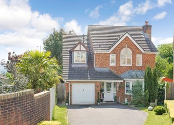 Thumbnail 4 bed detached house for sale in Wallwern Wood, Romana Grange, Chepstow, Monmouthshire