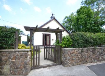 Thumbnail 3 bed detached bungalow for sale in Freystrop, Haverfordwest