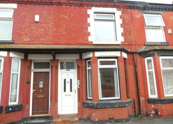 Thumbnail 3 bed terraced house to rent in Camborne Street, Manchester