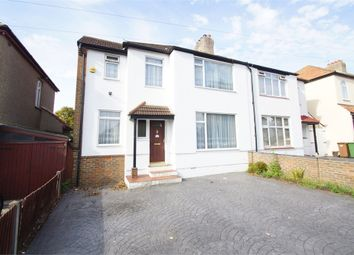Thumbnail 3 bed semi-detached house for sale in Boundary Road, Sidcup, Kent
