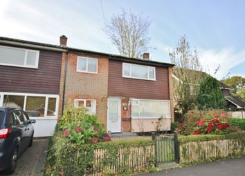 Thumbnail 3 bed end terrace house for sale in Barnes Close, Sarisbury Green, Southampton