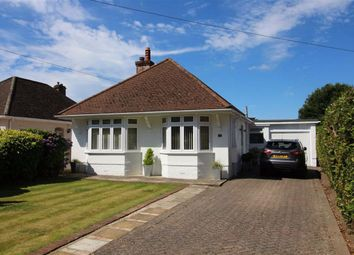 Thumbnail 3 bed detached bungalow for sale in Leigh Road, New Milton