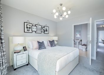 Thumbnail 3 bed duplex for sale in Hickman Avenue, London