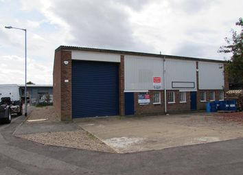 Thumbnail Light industrial to let in Units 12-13, Crofton Close Industrial Estate, Lincoln, Lincolnshire
