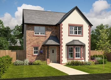 "Thumbnail 4 bed detached house for sale in ""Grantham"" at Clifton, Penrith"