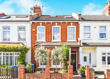 Thumbnail 4 bed terraced house for sale in Albemarle Gardens, New Malden