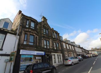 Thumbnail 1 bed flat for sale in Flat 1/1 63 New Street, Dalry