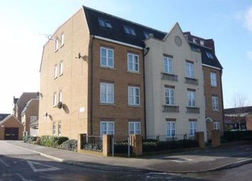 Thumbnail 1 bed flat to rent in Lamb Close, Northolt