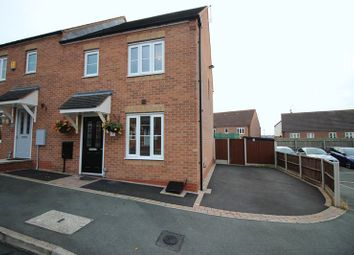 Thumbnail 3 bed semi-detached house for sale in Spencroft Close, Norton Heights, Stoke-On-Trent