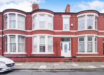 Thumbnail 3 bed terraced house for sale in Barrington Road, Wallasey